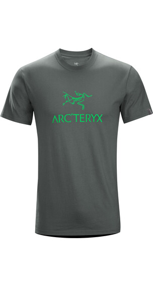 Arc'teryx M's Arc'word SS T-Shirt Nautic Grey